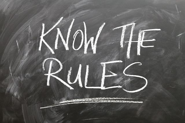 """Ha koll på vilka regler det är som gäller för ditt hus (och ditt tak): """"Know the rules"""""""
